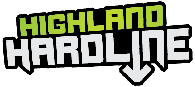 Highland Hardline - Scottish Under 18's Downhill Mountain Bike Series